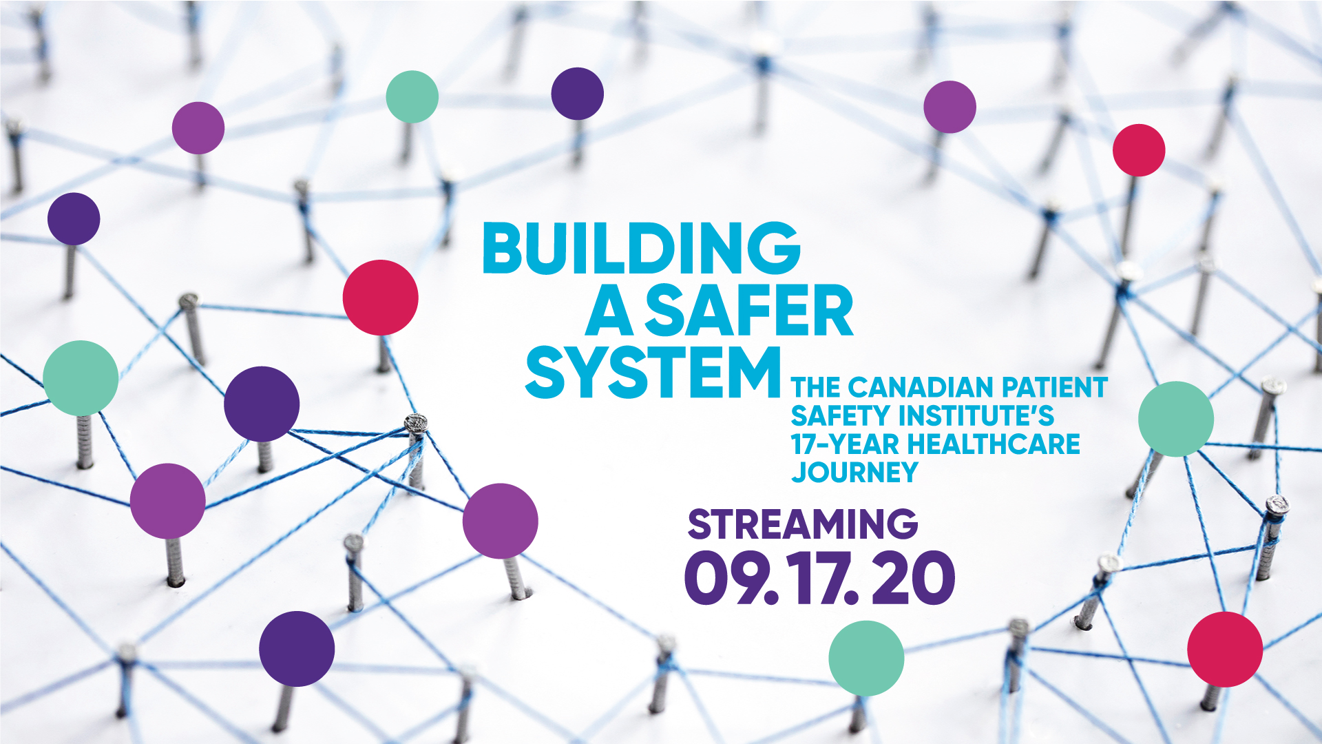 Building a safer system. Streaming 09.17.20