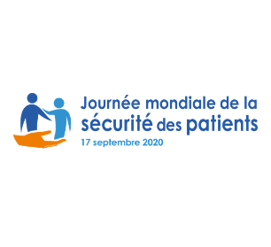 World Patient Safety Day - 17 September 2020 logo