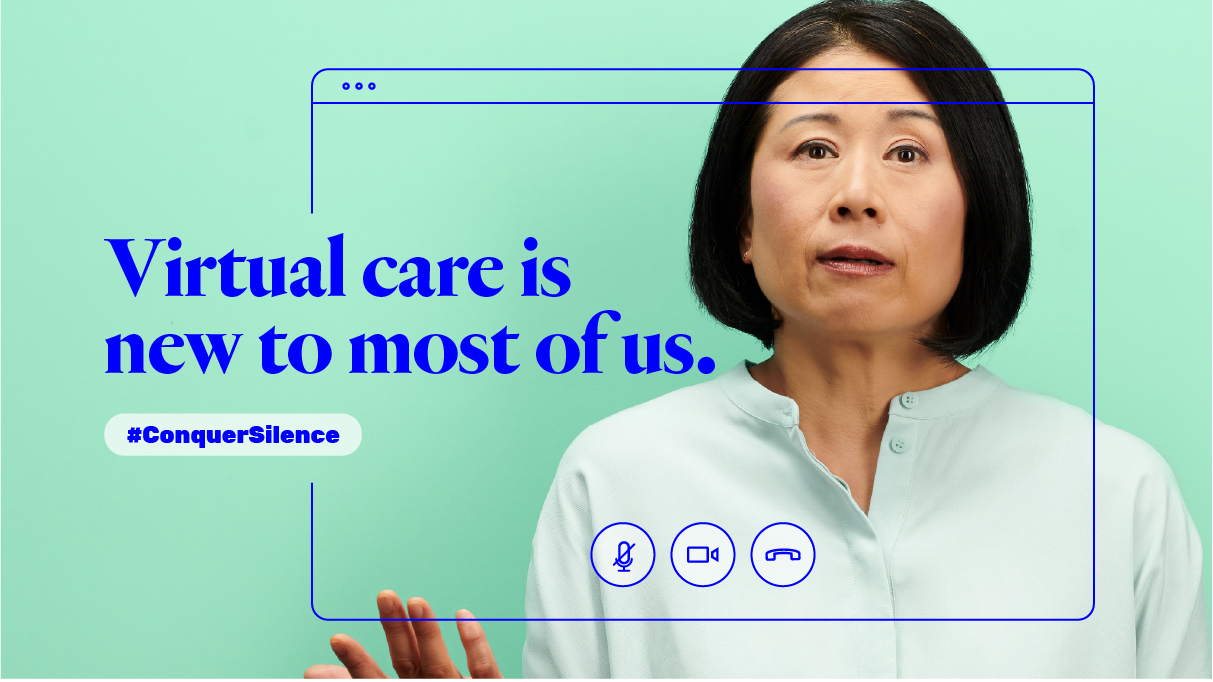 Virtual care is new to most of us - advocate