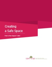 Cover photo: Creating a safe space