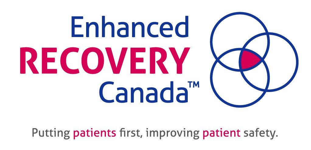 Enhanced Recovery Canada. Putting patients first, improving patient safety