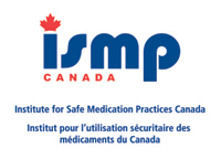 Institute for Safe Medication Practices Canada - logo