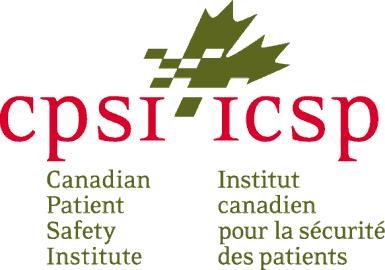 Canadian Patient Safety Institute (CPSI)